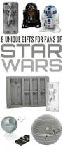 Unique Gifts by 9 Unique Gifts For Fans Of Star Wars Frugal Mom Eh