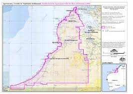The Shire Map Agreements Database Rubibi Interim Agreement With The Shire Of