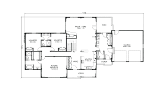 open ranch style floor plans ranch open floor plans open ranch floor plan modern open floor