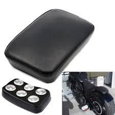 motorbike pillion pad suction cup solo rear seat passenger saddle