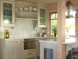 Glass Kitchen Cabinet Door Kitchen Small Sofa Sliding Mirror Doors Club Chair Slipcover