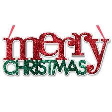 merry christmas sign christmas sign emerald green