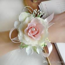 wrist corsages for prom 2018 wrist corsage wristband roses wrist corsage for prom party