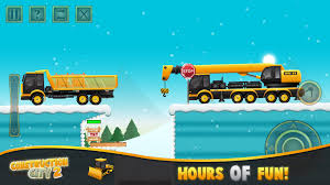 construction city 2 winter android apps on play