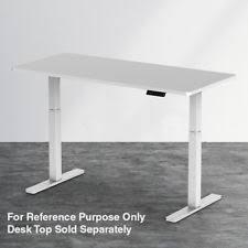 Standing Desk Frame Titan Dual Motor Electric Adjustable Base Height Sit Stand