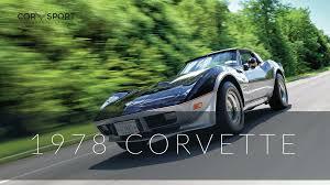 1978 c3 corvette ultimate guide overview specs vin info