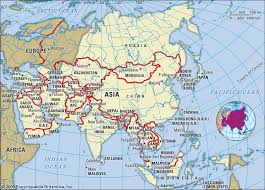Map Of Asia With Capitals by 5 Of The World U0027s Most Devastating Financial Crises Britannica Com