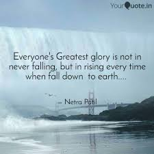 100 quotes never fall down savi sharma on twitter confucius