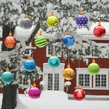 christmas decorations for outside christmas ornaments outdoor home design inspirations