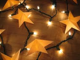 star light mini paper diffusers for your christmas lights