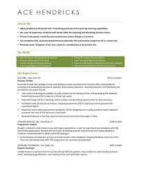Senior Business Analyst Resume Business Analyst Resume Process Improvement