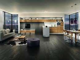 modern open plan interior designs studio apartment floor plans