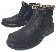 zipper boots s s winter boots black fur lined dual side zipper ankle warm