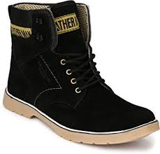 buy boots for cheap in india menfolks black wildlife cing boots buy at low prices in