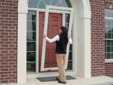 How To Install Sliding Patio Doors How Hard Is It To Install A Sliding Glass Door Diy