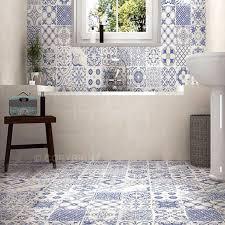Bathroom Floor Tile by Bathroom Best 25 Blue Tiles Ideas On Pinterest Green Regarding