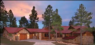 ranch style log home floor plans log homes floor plans from town country pine