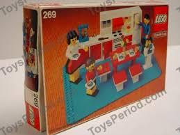 lego kitchen lego 269 kitchen set parts inventory and instructions lego