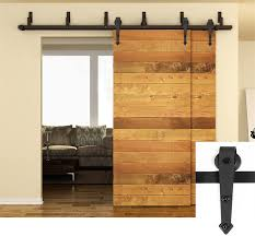 Hardware For Barn Style Doors by Online Get Cheap Barn Door Bypass Hardware Aliexpress Com