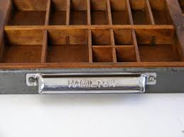 a vintage wooden hamilton printers tray 82cm x 63cm r650 please call us on 021 448 2755 or email us on info vampfurniture co za we can unfortunately not