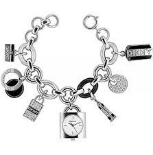 charm bracelet watches images Dkny watch bracelet best bracelets jpg