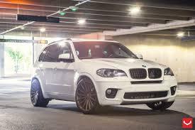 Bmw X5 Custom - white bmw x5 featuring boosted lighting and custom wheels u2014 carid
