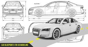 create a blueprint free most loved hd car blueprints for 3d modeling for free