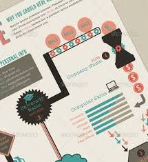 35 awesome infographic resume free templates u0026 examples xdesigns