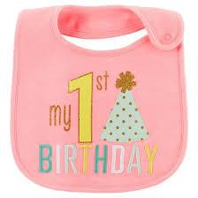 birthday bib baby my birthday bib pink one size just one you