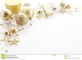 christmas ornament corner borders u2013 happy holidays