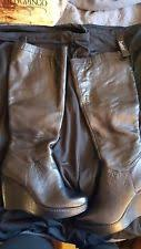 s designer boots size 9 bolo leather boots for ebay