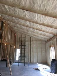 Insulation In Ceiling by Best 20 Pole Barn Insulation Ideas On Pinterest Metal Barn