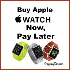 buy an apple now and pay for later with deferred billing stores