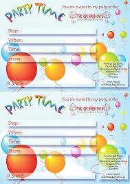 birthday party invitations dog tags cheap birthday party