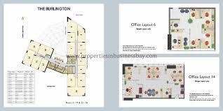 Floor Plan Of Burj Khalifa by Business Bay Floor Plans Gallery