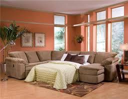 Sofa Sectional Sleeper Sectional Sleeper Sofa With Reclinerherpowerhustle Com