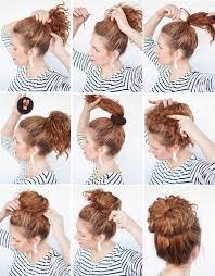 Romantische Frisuren Lange Haare by Frisuren Mit Locken Im Durchschnitt Und Lange Haare