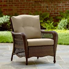 Patio Wicker Furniture Sale by Grand Harbor May Street Stationary Armchair Outdoor Living