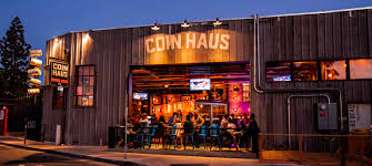 coin haus self pour beer and retro arcade games la mesa