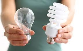 image gallery incandescent light cfl bulb
