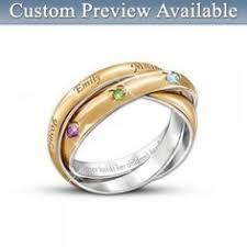 mothers day rings with names two name ring ring siste ring best friedns by capucinne