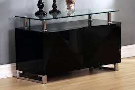 Black Gloss Buffet Sideboard Buffet Cabinet Ikea Contemporary Good Design Of Buffet Cabinet