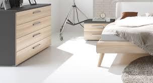 Schlafzimmer In Anthrazit Breite Kommode Mit Vier Schubladen Online Kaufen Antia