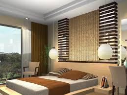 bedroom soothing zen bedroom with outdoor view and modern low