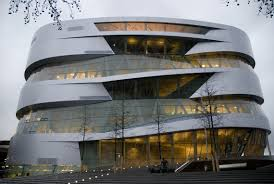 mercedes of germany mercedes museum in stuttgart germany contemporist