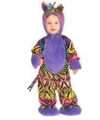 Halloween Costumes Zebra Rainbow Baby Zebra Costume Costumes Wigs Theater Makeup