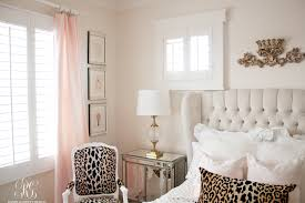 bathroom enthereal pink plus gold tween room and leopard chair