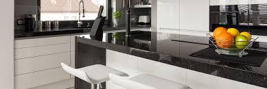 granite countertop kitchen worktop types steaming asparagus in