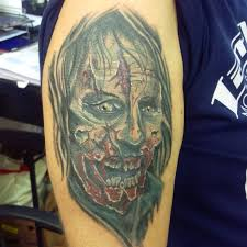 tattoo ideas zombie 21 zombie tattoo designs ideas design trends premium psd