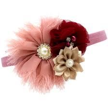 burgundy headband mauve burgundy sandstone headband